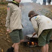 Het leven zoals het is - Scouts Eversel